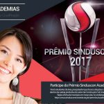 Prêmio Sinduscon Academias inicia inscrições